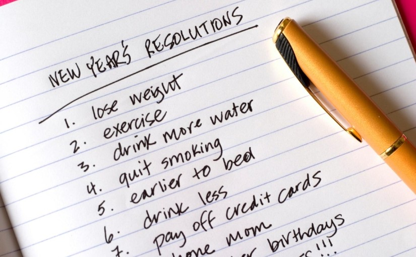 6 Steps to Make New Year's Resolutions That Work!