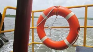 Ferry to Pagoda